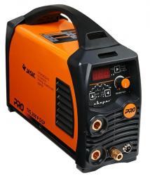 Инвертор аргонно-дуговой сварки  Сварог PRO TIG 200 P DSP (W212)
