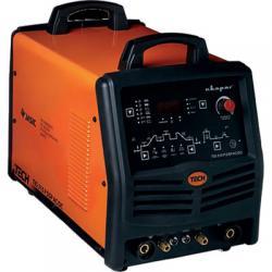 Инвертор аргонно-дуговой сварки Сварог TECH TIG 200 P DSP AC/DC (E104)